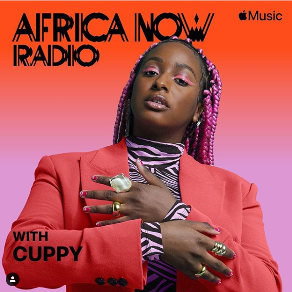 , DJ Cuppy to host Apple Music's first radio show in Africa, All9ja, All9ja