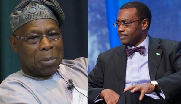 US has belittled AfDB  Obasanjo writes over calls for probe of Akinwumi Adesina