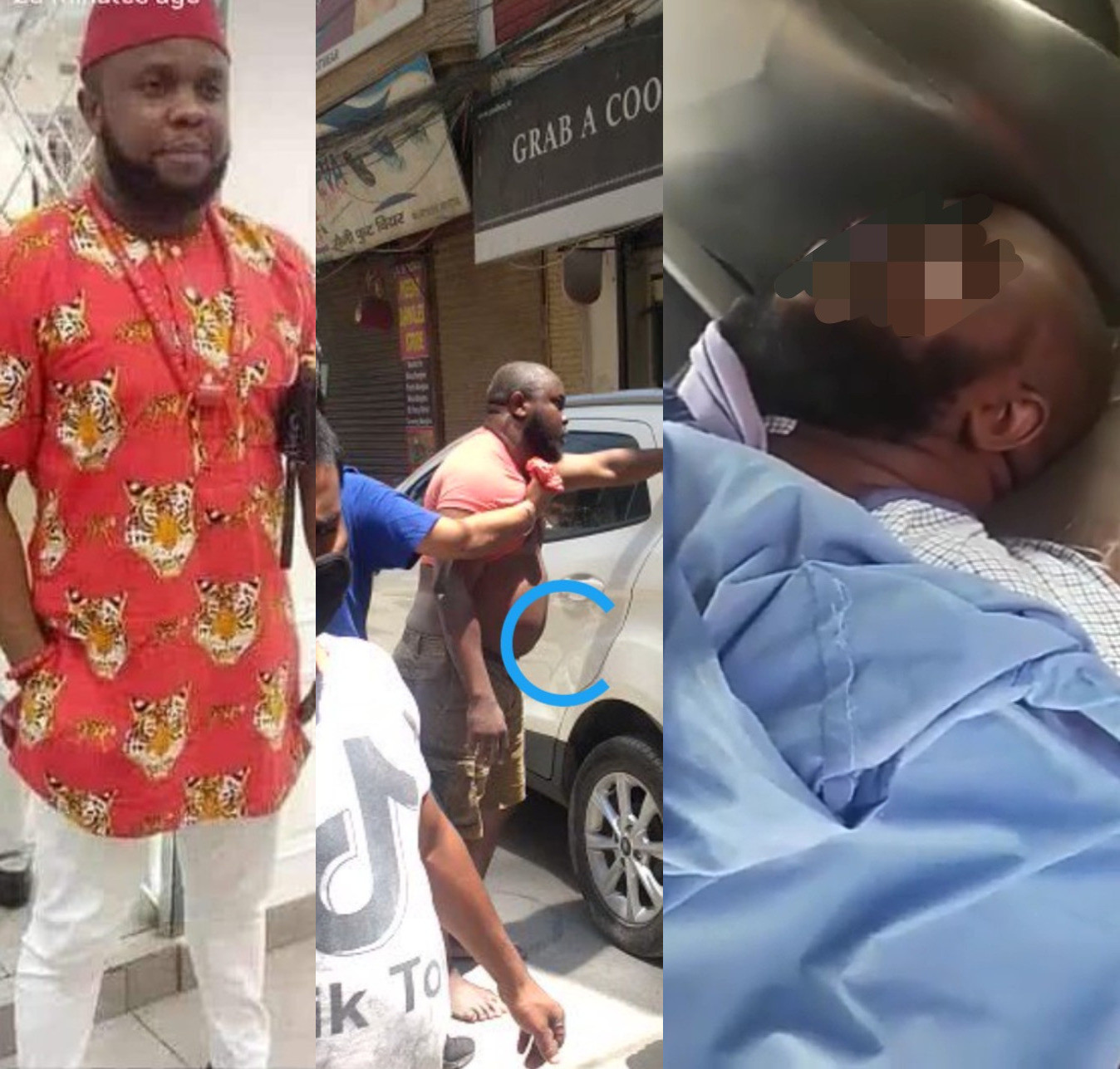 Nigerian government reacts to graphic videos of a Nigerian man beaten to death in India (video), All9ja