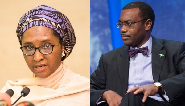 FG backs AfDN chief Adesina over calls for independent investigation against him
