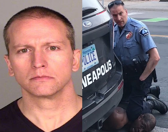 White cop charged with murdering George Floyd effectively on suicide watch in an isolated cell