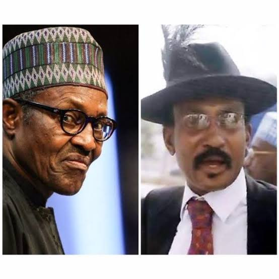 """""""You failed to act your pledge of belonging to everyone"""" – Colonel Dangiwa Umar writes open letter to President Buhari, All9ja"""