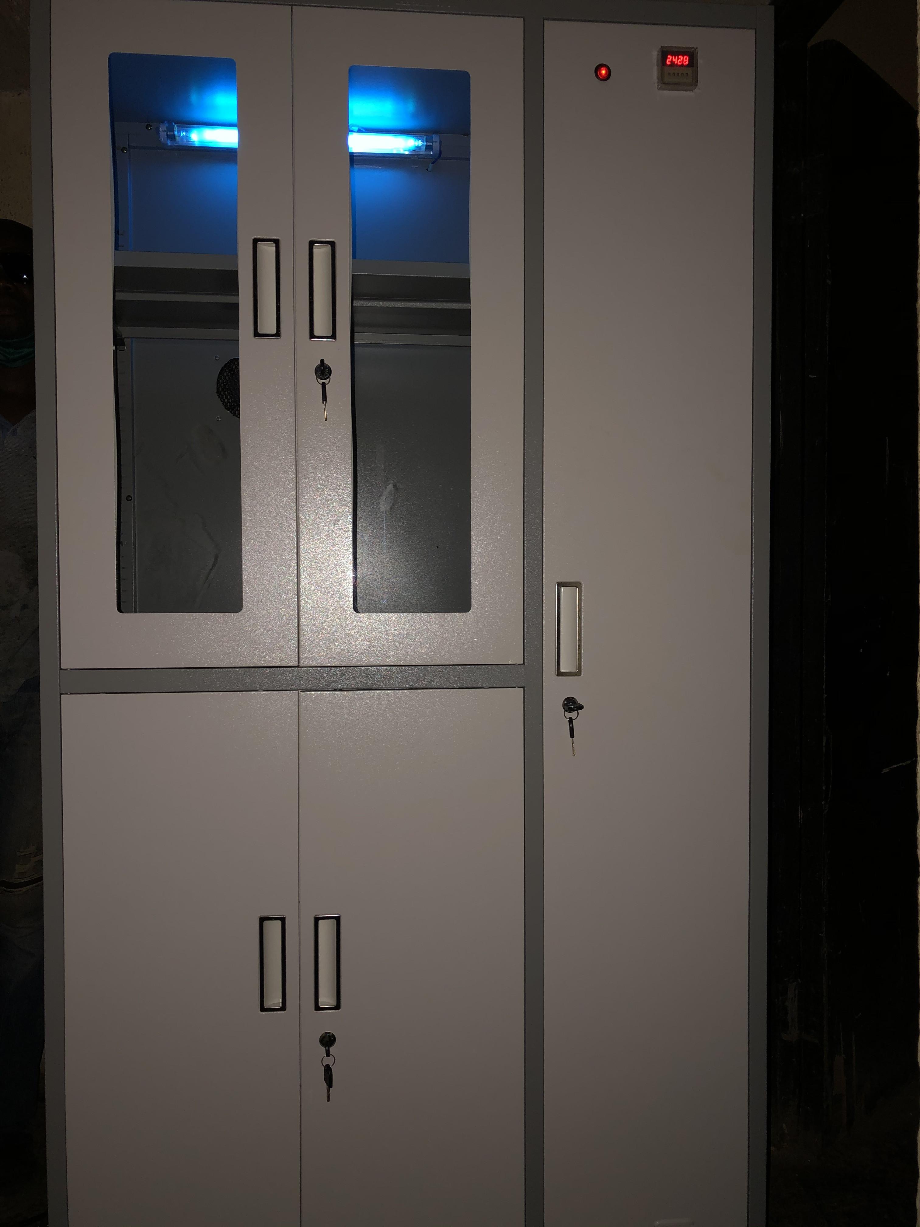Sanitize your belongings with Ultraviolet Cabinets lindaikejisblog