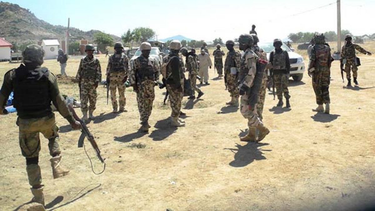 Soldier and humanitarian workers abducted in Borno lindaikejisblog