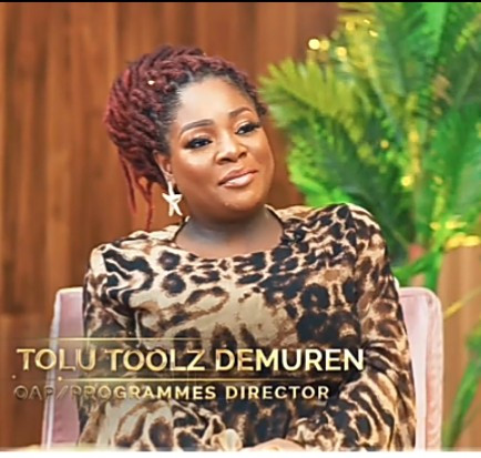 Toolz goes into details about losing her child and her journey to recovery on the First episode of Life Lessons with Betty Irabor sponsored by Nescafe (video), All9ja