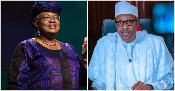 Buhari nominates Okonjo-Iweala as Nigerias candidate for World Trade Organisations DG election lindaikejisblog