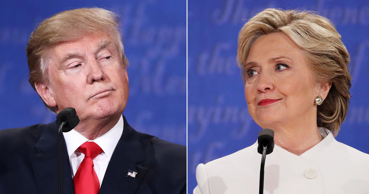 'How can anyone with a beating heart and a working mind still support Trump?' – Hillary Clinton asks, All9ja