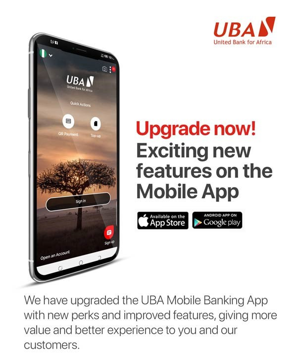 Rave Reviews Trail UBAs Innovative Mobile Banking App