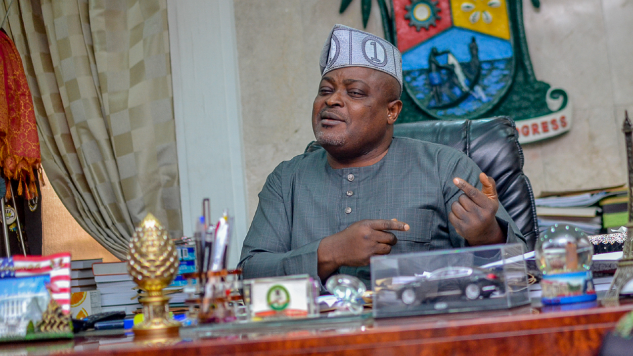 Lagos house of assembly speaker, Obasa cleared of corruption allegation by lawmakers lindaikejisblog