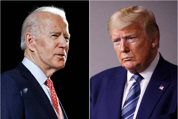 Joe Biden reveals what will happen if Trump loses election and refuses to leave White House (Video), All9ja