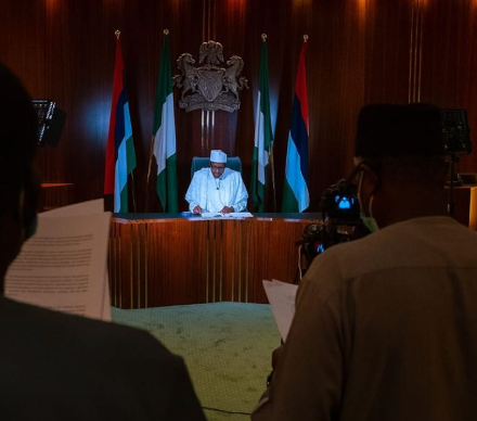 President Buhari to address the nation tomorrow June 12, All9ja