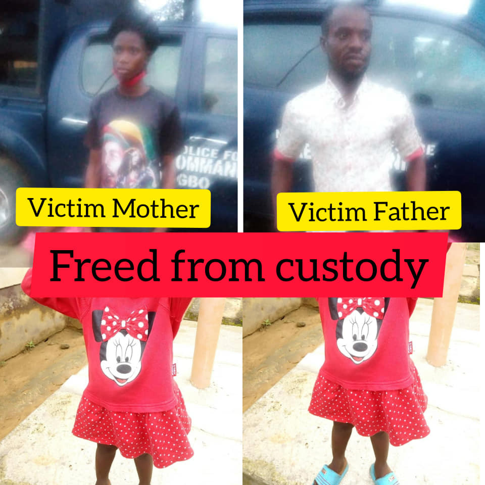 , Alleged rapist arrests victim's mother, uncle and neighbour for reporting and getting him arrested for rape in Rivers state, All9ja, All9ja