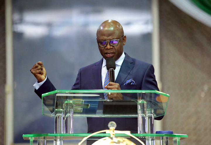 Noah was on lockdown for 150 days, my Church may not open till end of the year - Pastor Tunde Bakare lindaikejisblog