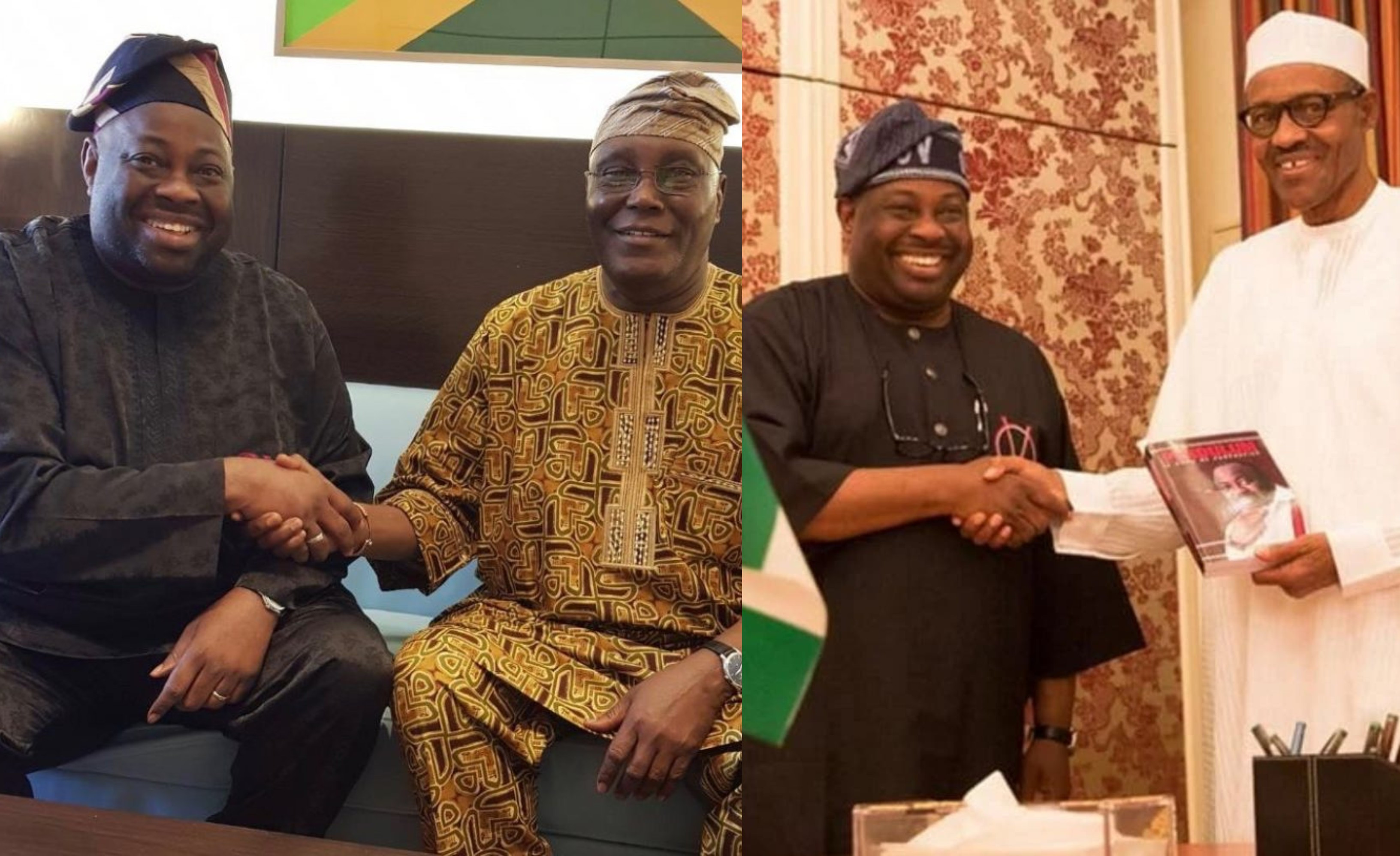 , I chose Atiku in 2019 election because nothing was changing with Buhari – Dele Momodu, All9ja, All9ja