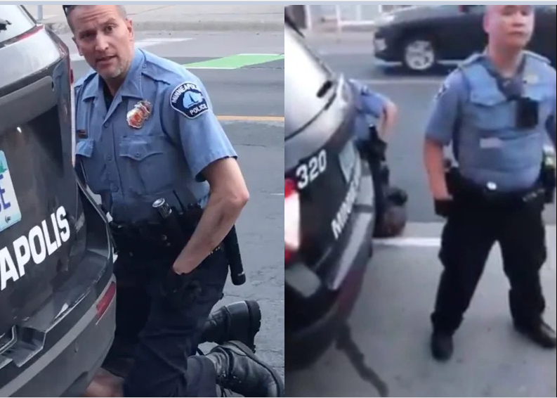 New video shows cop Tou Thao ignoring bystanders' pleas to save George Floyds life as white cop Derek Chauvin knelt on his neck