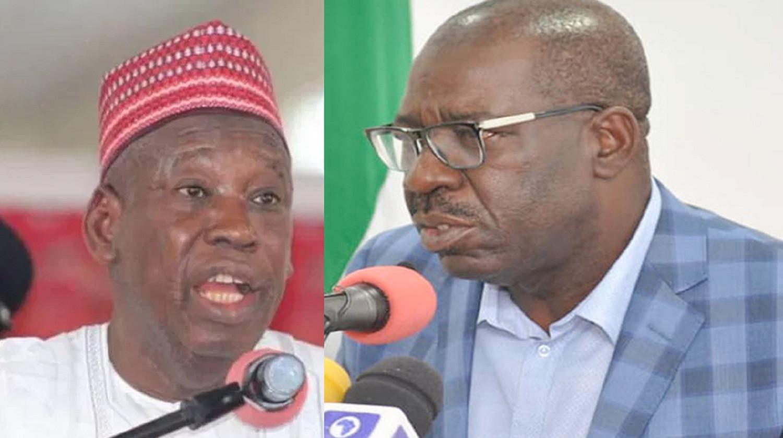 Governor Ganduje supports Governor Obasekis disqualification from APC primary lindaikejisblog