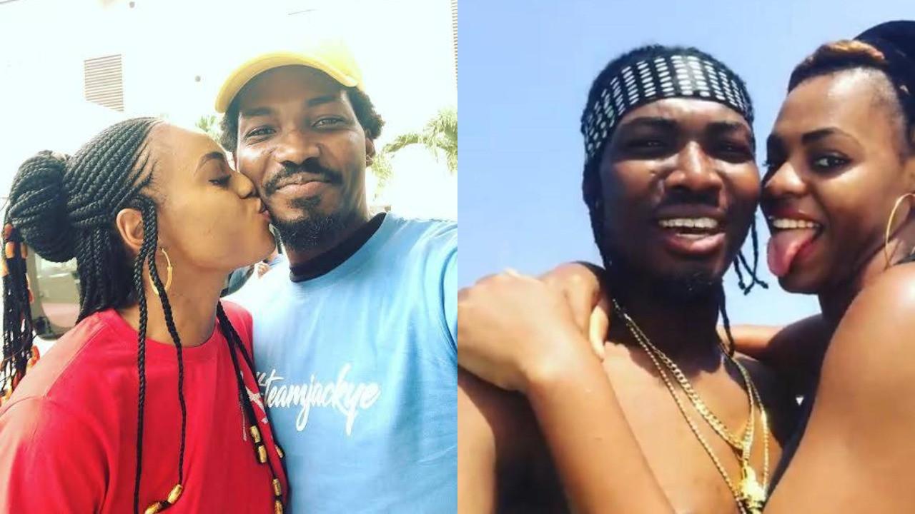 BBNaija's Jackye Madu dumps her boyfriend Lami for a young tech entrepreneur he introduced her to lindaikejisblog