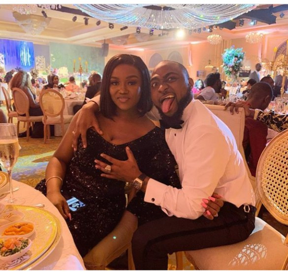 , Davido unfollows Chioma and everyone else on Instagram, All9ja, All9ja