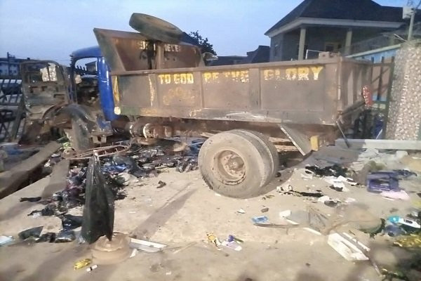 Two women killed in fatal accident in Anambra (photos), All9ja