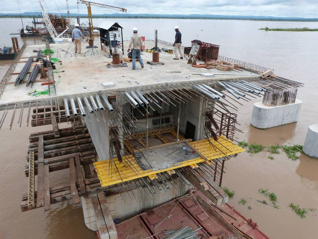 2nd Niger Bridge construction: Anambra community drag Julius Berger to court, demand N2.5bn in damages for environmental and health hazards, All9ja