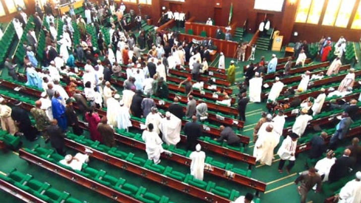 House of Representatives Complex shut down for fumigation lindaikejisblog