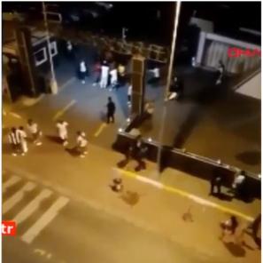 , Many injured as Nigerian cultists clash in Turkey (video), All9ja, All9ja