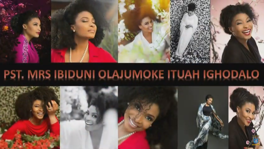 Photos and Videos from the night of hymns, psalms and candle light held in honor of late Ibidun Ajayi-Ighodalo, All9ja