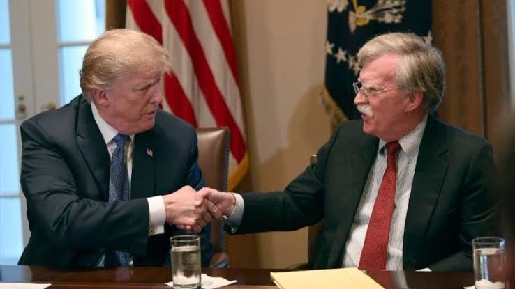 Trump wanted China to help him get re-elected: John Bolton says in new book, All9ja