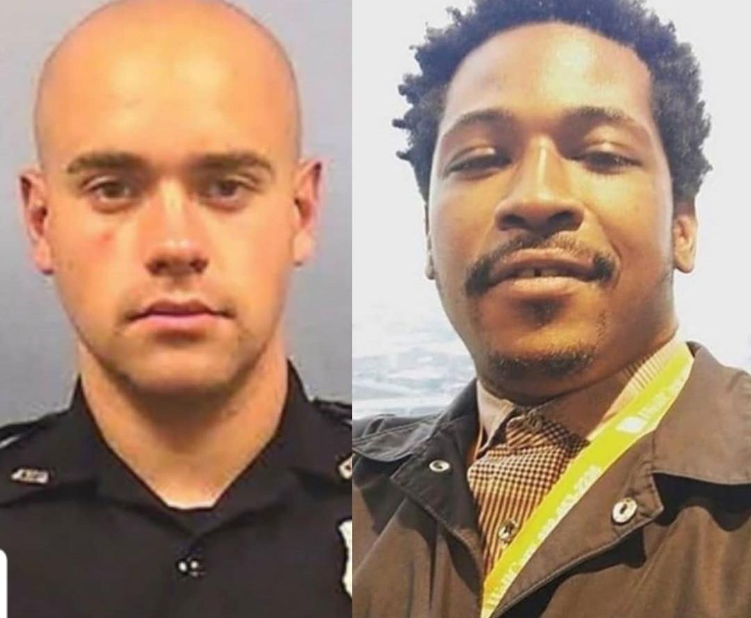 Atlanta police officer who shot Rayshard Brooks charged with felony murder, All9ja