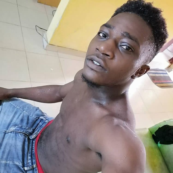 So many people have been waiting to see your face, I love you Femi -Gay rights activist, Ayo says as he unveils his partner (photos), All9ja