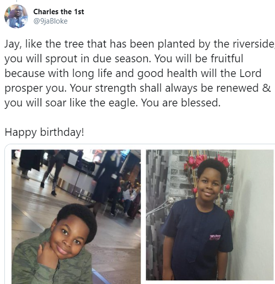 Nigerian dad shares heartwarming story as he celebrates his second child who came after 4 years of waiting, All9ja