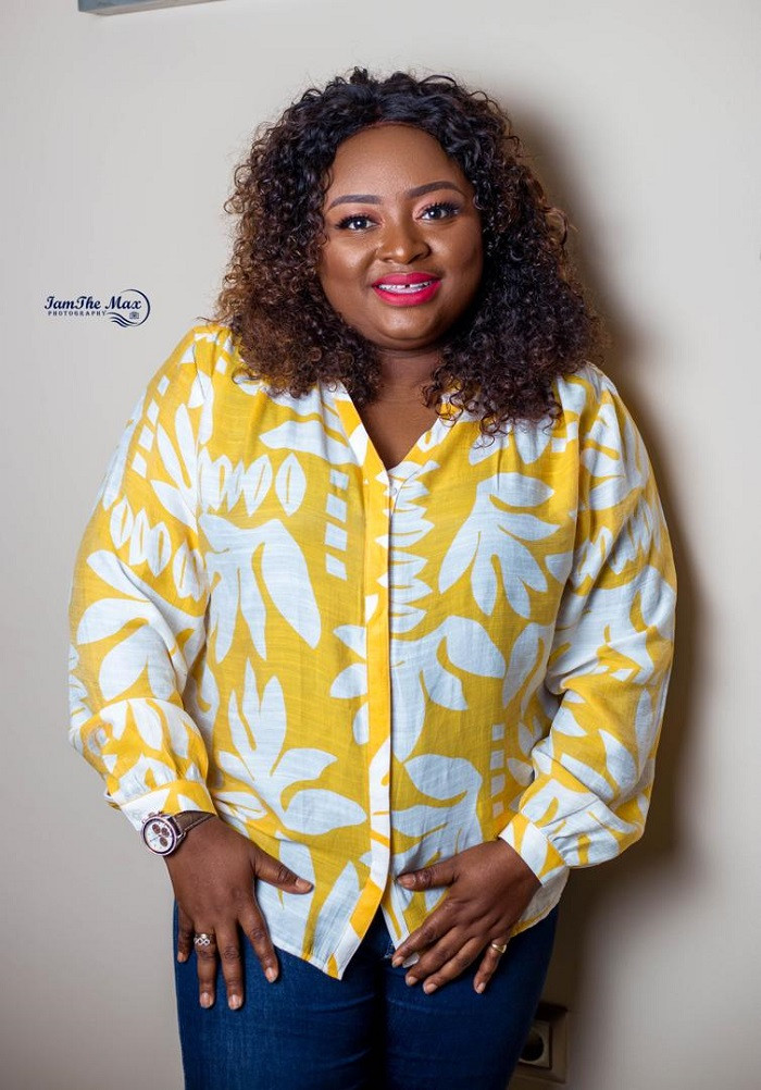 A Strong Voice in Women Leadership in Africa Meet Ghanaian Young Politician Gifty Oware Aboagye