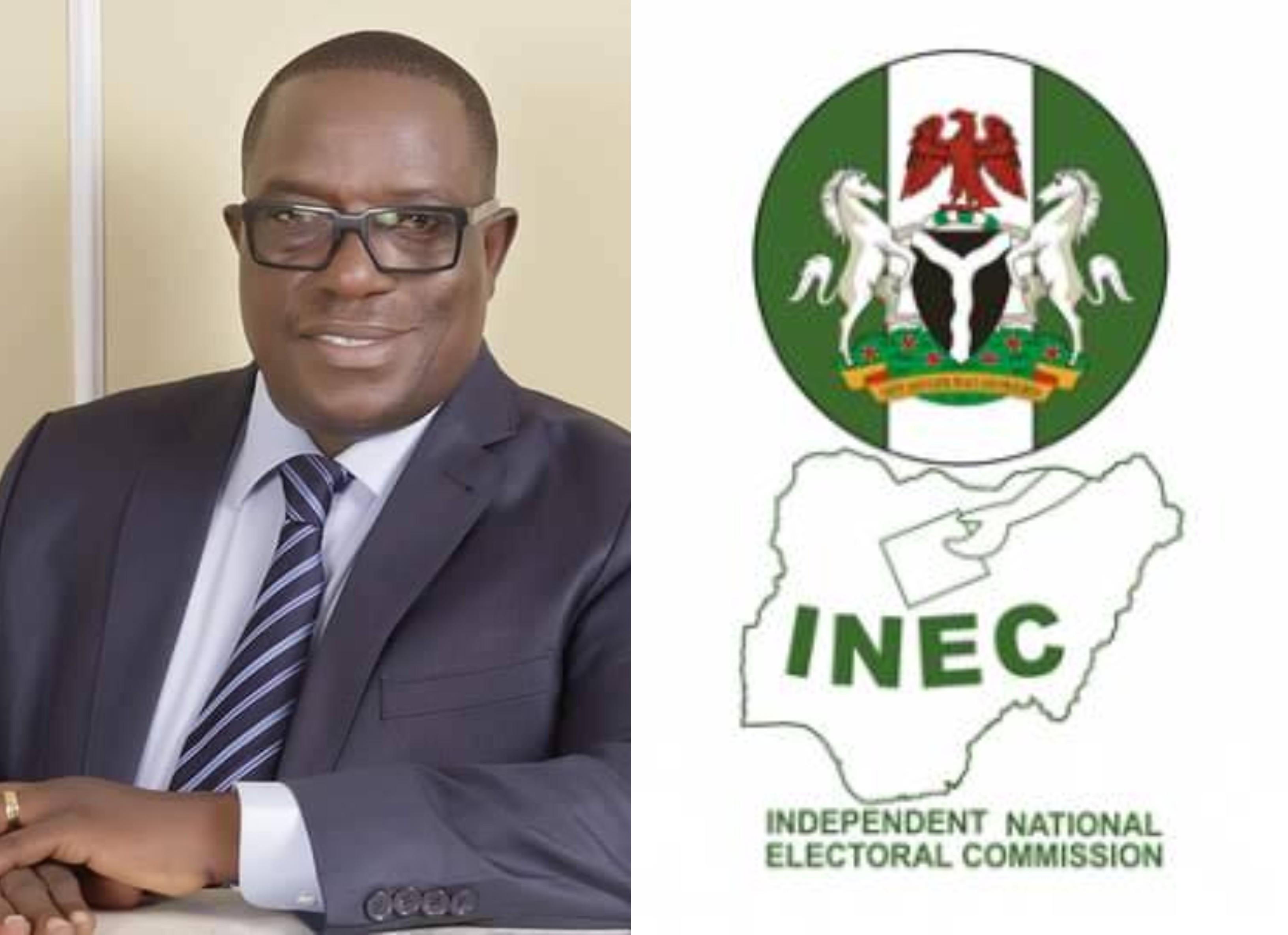 I'm the acting national chairman of APC Victor Giadom writes INEC lindaikejisblog