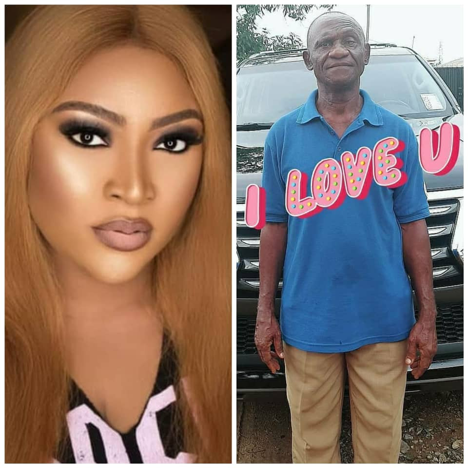 The money my Daddy gave me to start a business, most of you will have to sleep with 34 men to get half of it- actress Uche Elendu hits back at IG trolls, All9ja