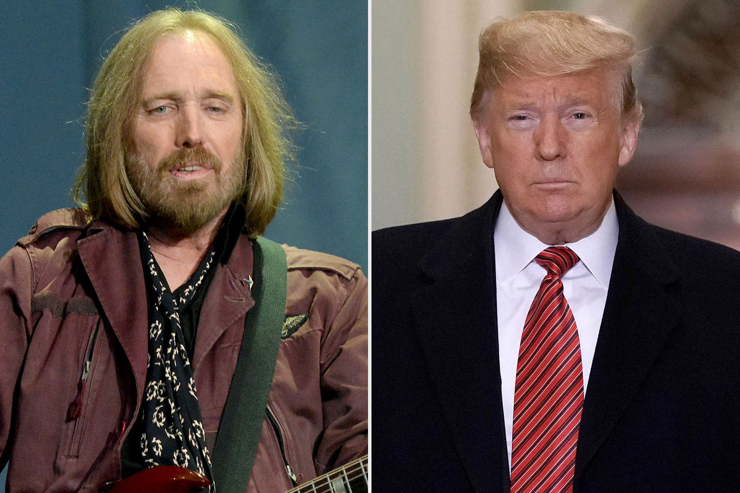 His song is not for a campaign of hate - Tom Petty's family says as it issues cease and desist order to Trump campaign lindaikejisblog