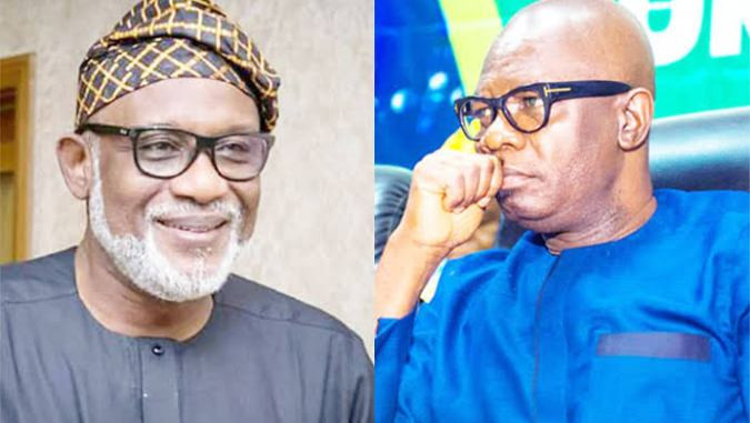 Ondo Lawmakers react to Deputy Governor, Agboola Ajayi's allegation of being bribed with N10m to impeach him lindaikejisblog