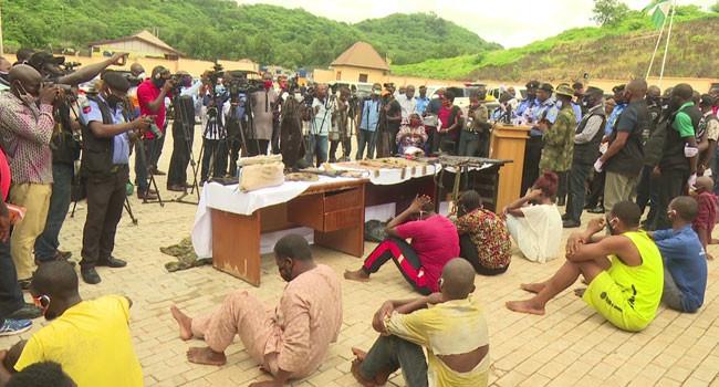 Police nabs female arms smuggling syndicate lindaikejisblog