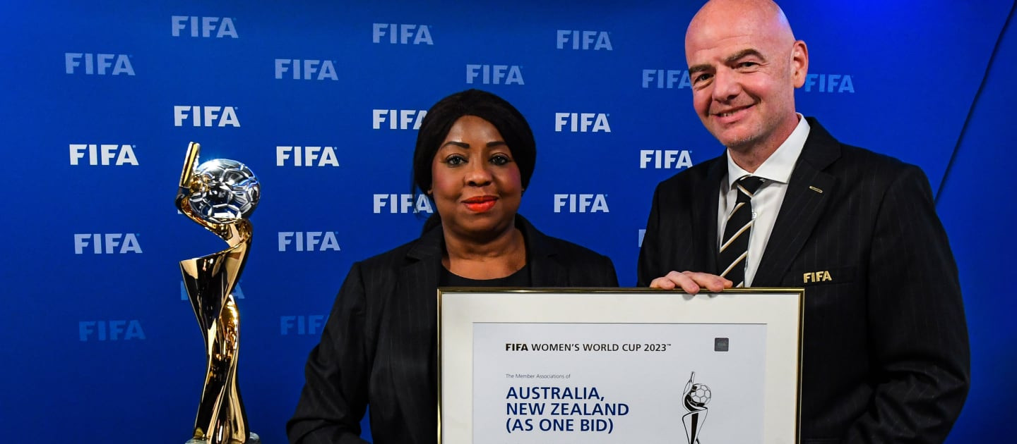 , Australia and New Zealand to co-host 2023 Women's World Cup after Brazil dropped out from hosting the tournament due to COVID-19 pandemic, All9ja, All9ja