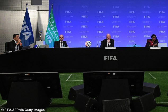 Australia and New Zealand to co-host 2023 Women's World Cup after Brazil dropped out from hosting the tournament due to COVID-19 pandemic, All9ja