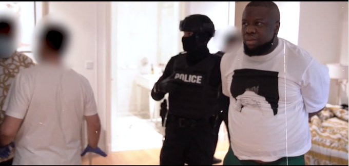 """""""Committing crime and still having the audacity to show off""""- Abike Dabiri-Erewa reacts to viral video of Hushpuppi's arrest, All9ja"""