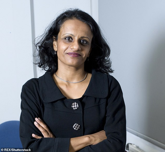 Cambridge University backs academic who tweeted White Lives Don't Matter and promotes her to professor