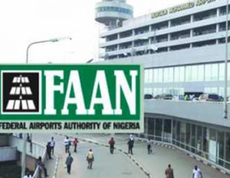 Uproar as FAAN increases passengers' service charge by 100 percent, All9ja