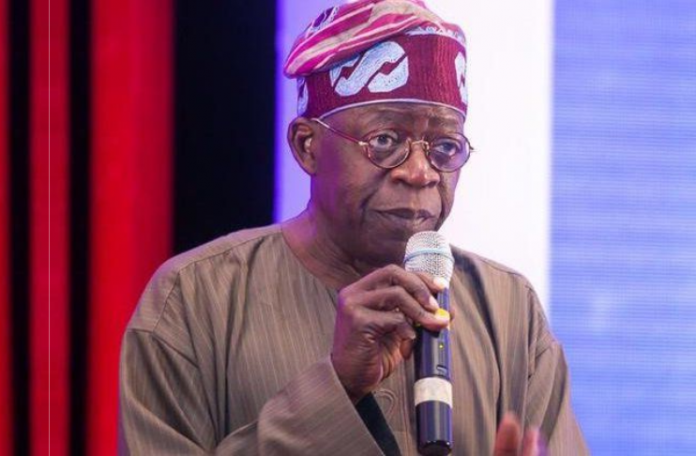 Epitaphs to the 2023 death of my alleged political ambition which is not yet born is distasteful - Bola Tinubu lindaikejisblog