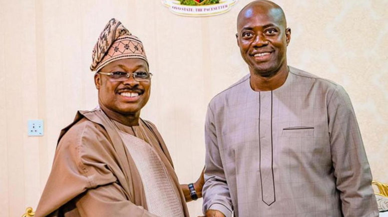 We went against the rules guiding land use in GRAs to allow Ajimobi's burial - Governor Seyi Makinde