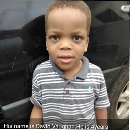 Help find this missing four year old boy (photo)