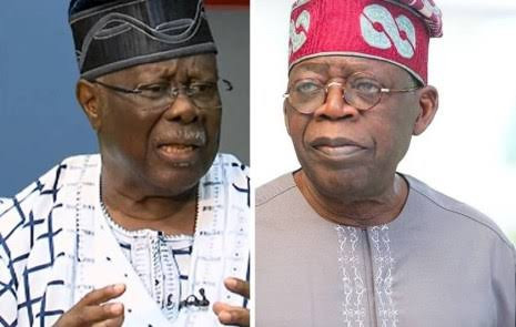 'What is happening to Tinubu is a judgment of God. He'll vomit everything he has stolen' - Bode George blows hot