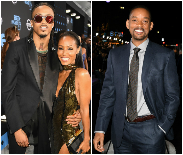 August Alsina confirms romance with Jada Pinkett, says Will Smith gave him his blessing lindaikejisblog
