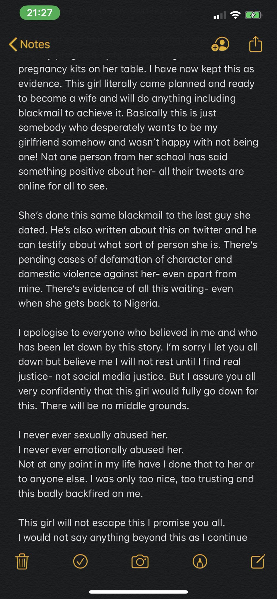 She threatened to blackmail me after traveling from Nigeria to UK to see me - Popular Nigerian doctor and Twitter influencer reacts to sexual abuse allegation lindaikejisblog 12