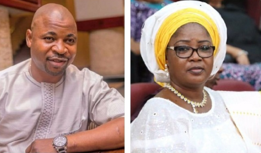 Nigerians react to Tinubus daughter, MC Oluomo being part of the committee to supervise FG's recruitment lindaikejisblog