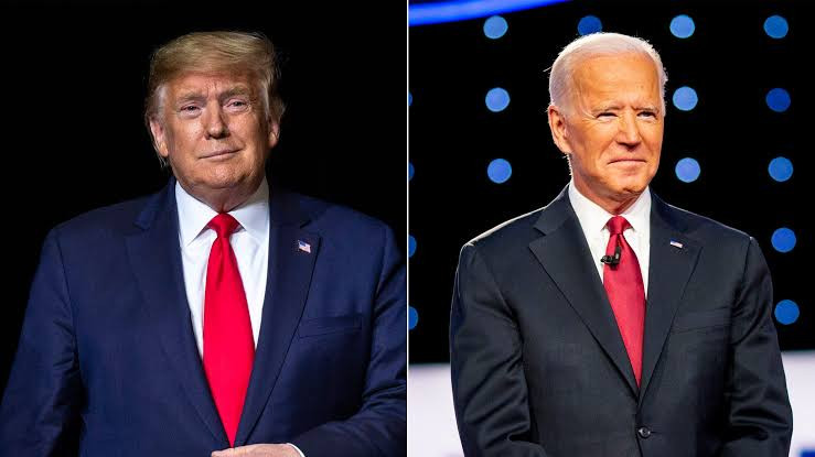Joe Biden's campaign raised $10M more than Trump's campaign in the month of June; See figures, All9ja